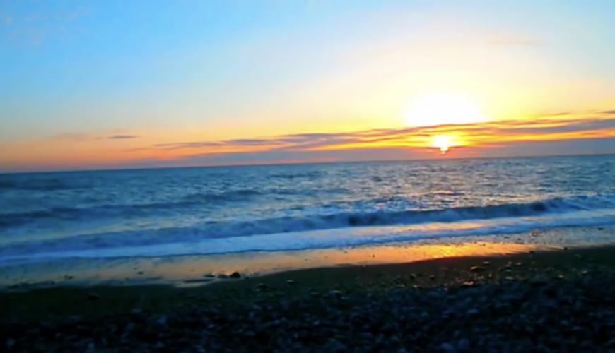 Пляж Чайка