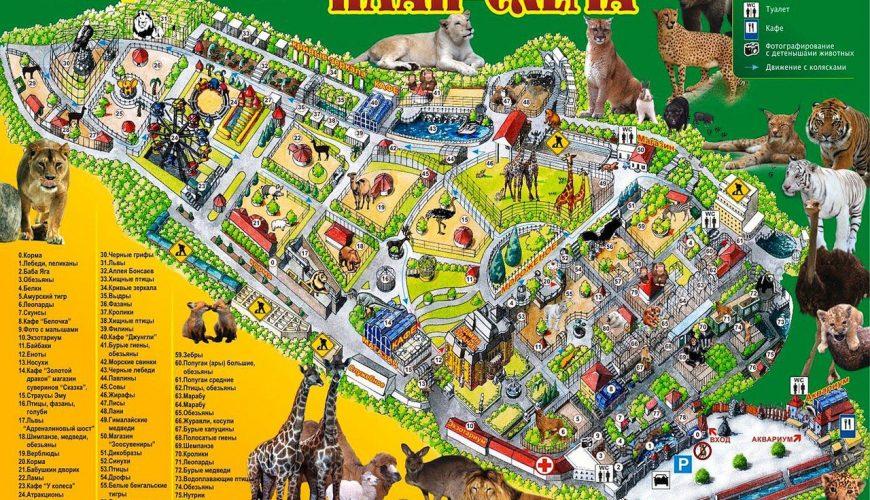 Зоопарк в Ялте