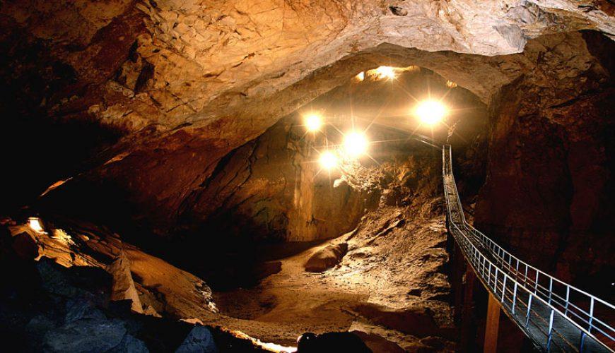 Пещеры в Новом Афоне