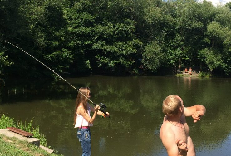 Лучшие места для рыбалки в Лазаревском
